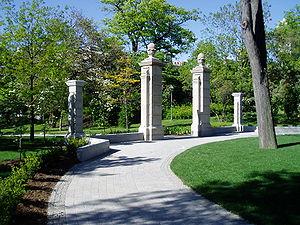 English: Philosopher's Walk (Toronto)