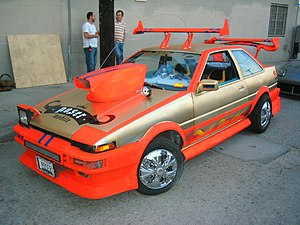 """An extreme example of """"Ricer;"""" a Toy..."""