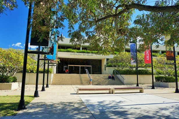 Queensland Art Gallery - Joy of Museums - External 2