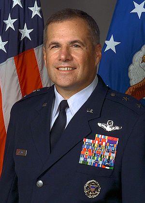 Major-General Scott Gration, USAF