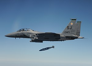 US Air Force 090318-F-0000K-900 Dropping bombs