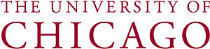 This is the logo of the University of Chicago....