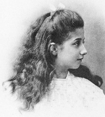 Mercédès Adriana Manuela Ramona Jellinek calle...