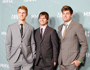Indie band Foster the People at the 2011 MuchM...