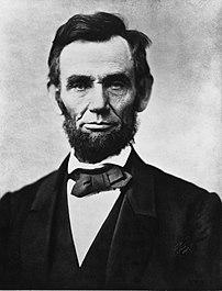 202px Abraham Lincoln head on shoulders photo portrait - Honesty