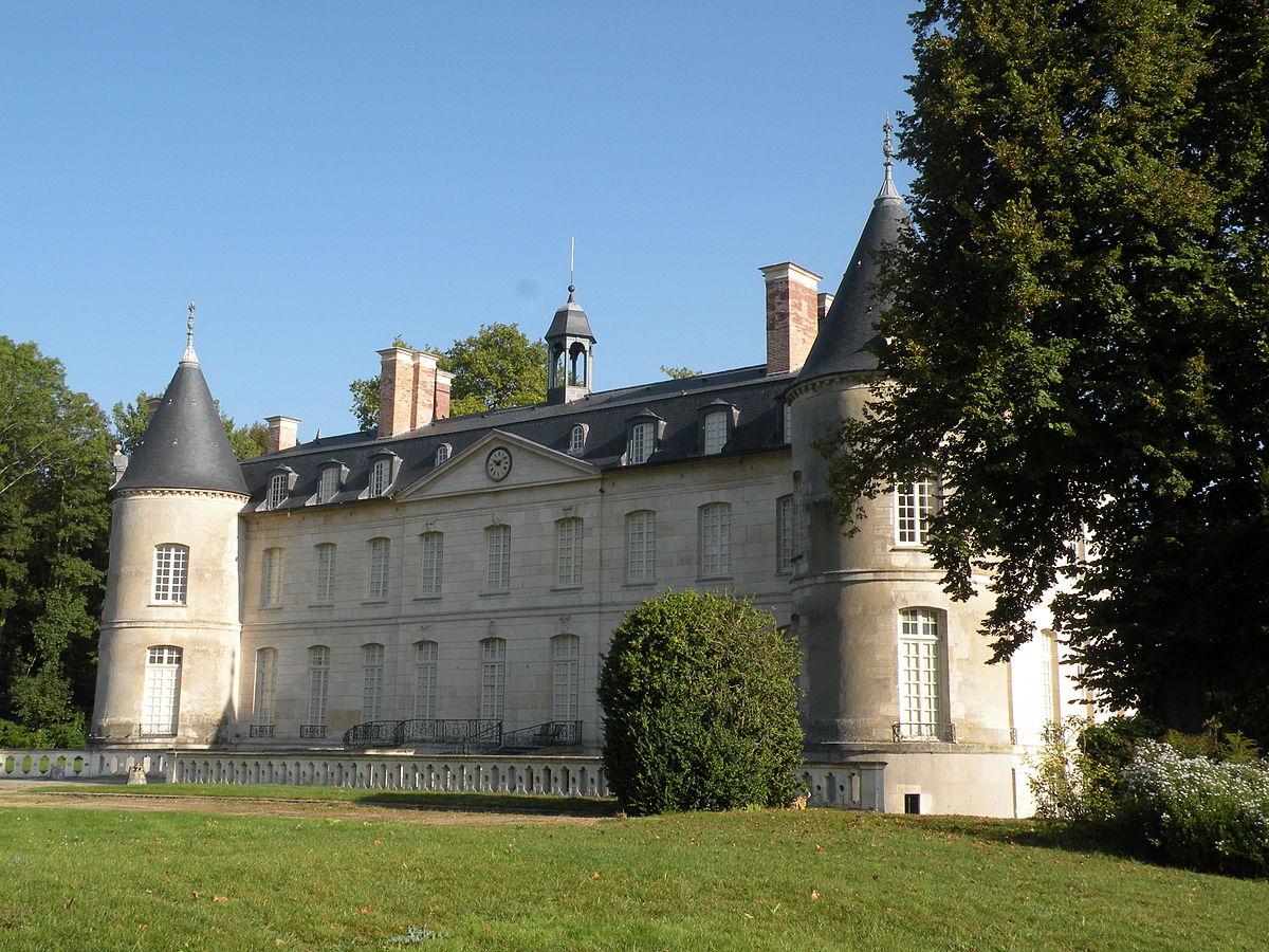 Chteau De Verderonne Wikipdia
