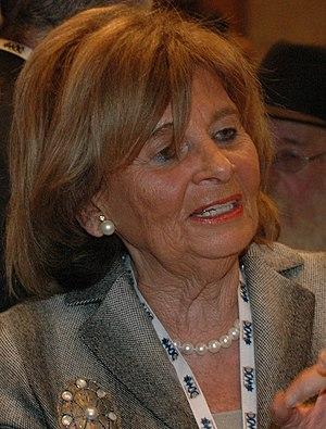 English: Charlotte Knobloch bei der Tagung des...