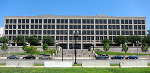 English: The Frances Perkins Building located ...