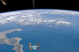 ISS August06
