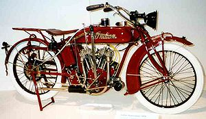 Indian Power Plus 1000 cc 1920