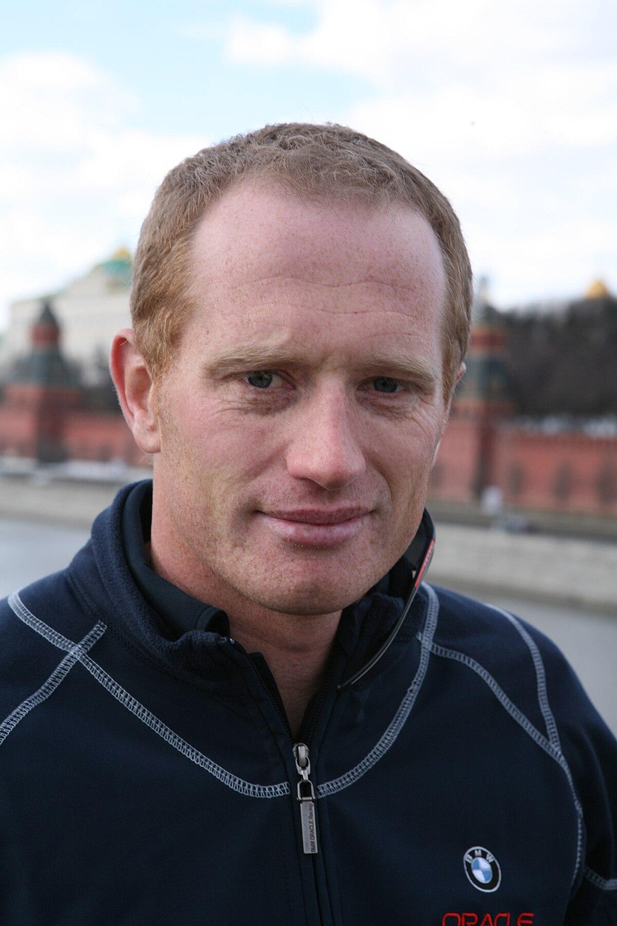 Jimmy Spithill Wikipedia