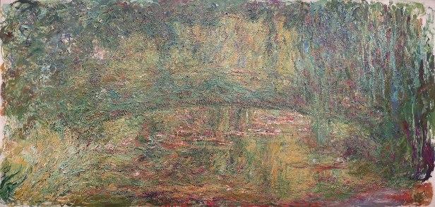 Japanese Bridge by Claude Monet, Musée Marmottan Monet 5079