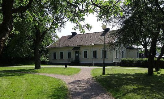 Älvsborgs Kungsladugårds manbyggnad idag