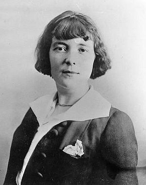 Katherine Mansfield, a New Zealand-writer of s...