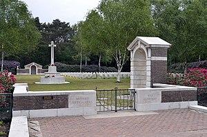 Mierlo War Cemetery, Mierlo, The Netherlands -...