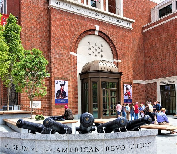 Museum of the American Revolution by Joy of Museums