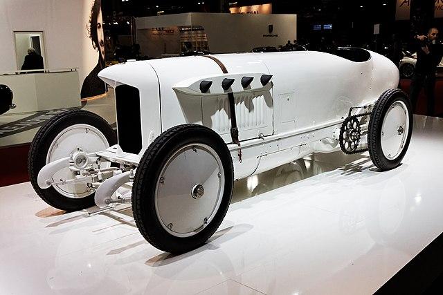 Blitzen Benz 1909