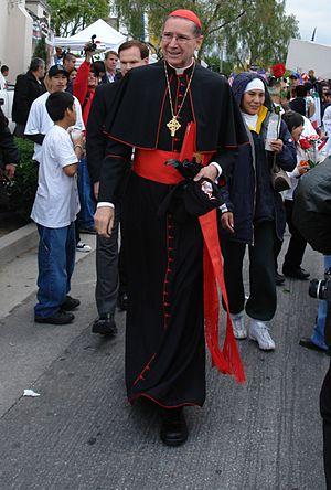 Roger Cardinal Mahony