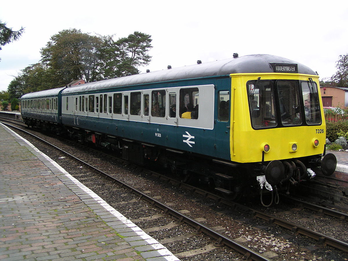 British Rail Class 116 Simple English Wikipedia The