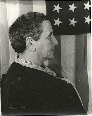 Stein Gertrude 1935