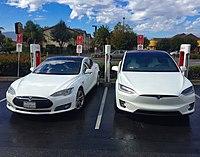 Tesla Model X Wikipedia