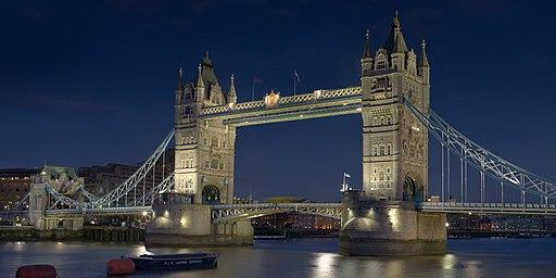 Tower Bridge London Feb 2006