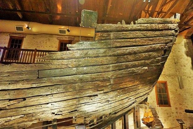 WA Shipwrecks Museum - Joy of Museums - Batavia Timbers