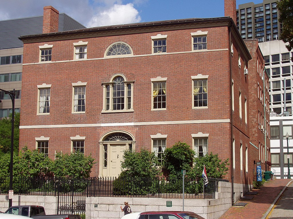 Otis House, Beacon Hill, Boston
