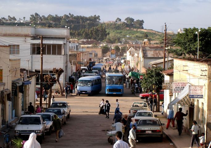 Asmara street