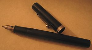 Calligraphy Fountain Pen.
