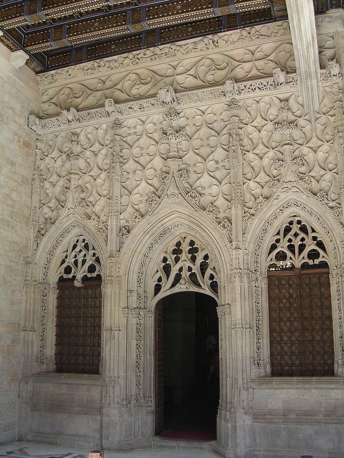 Frontispiece Architecture Wikipedia