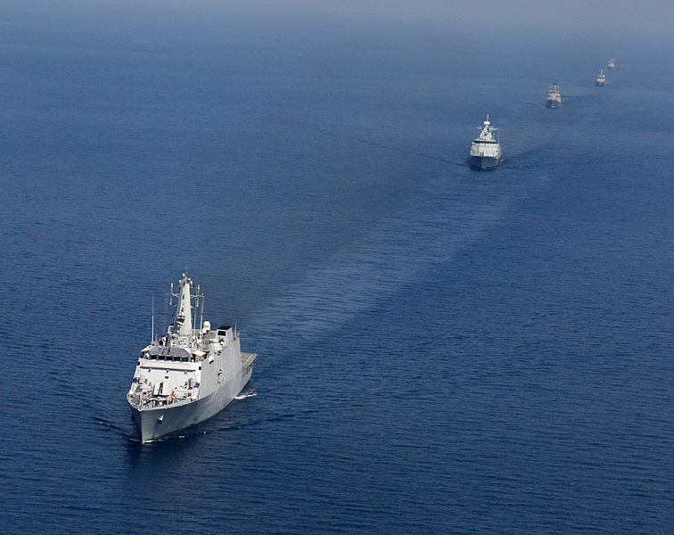 File:Exercise Milan 2014 for 17 navies of the Indian Ocean Naval Symposium, organised by Indian Navy, Andaman and Nicobar Command (6).jpg