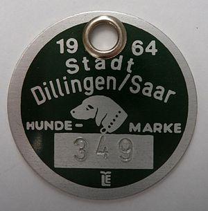 HundemarkeDillingen1964
