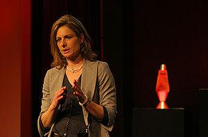 Randall at TED 2006