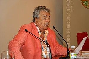 Español: Clase magistral de Paco Valladares en...