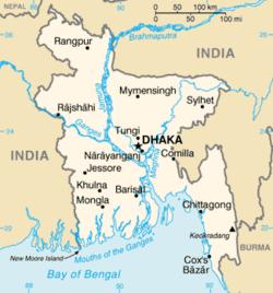 Peta Bangladesh