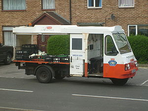 English: A Dairy Crest ex-Unigate Wales & Edwa...