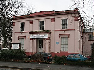 Home to Elizabeth Gaskell, novelist and biogra...