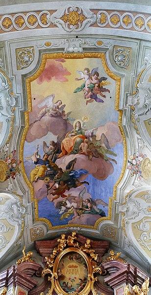 File:Glory of St Anna - Daniel Gran - Annakirche Vienna.jpg