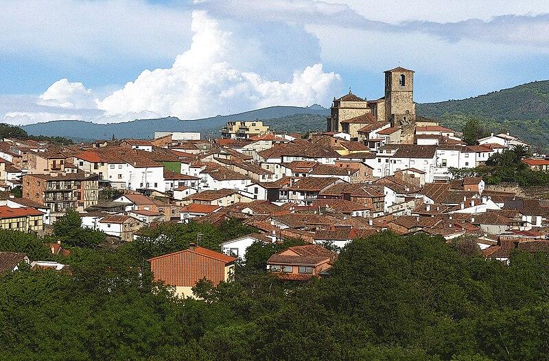 Hervás - Valle del Ambroz - Caceres - Extremadura