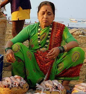 Koli Women Selling Fish