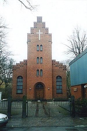 Kristuskirken (baptist), Københavns Kommune