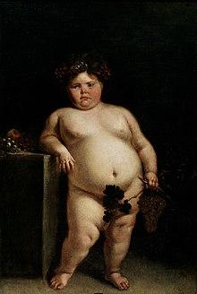 A 1680 painting by Juan Carreno de Miranda of a girl presumed to have