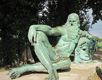 English: Leonardo da Vinci in Amboise Русский:...