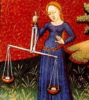 Libra, the Balance