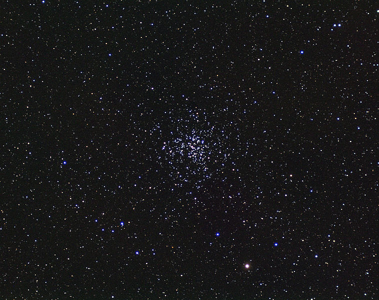 Messier 37 Open Cluster