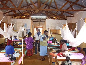 Malaria Clinic in Tanzania helped by SMS for L...