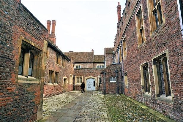 Tradesman's Entrance Areas - Hampton Court Palace - Joy of Museums