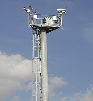"Cameras add ""Smart Border"" surveillance."