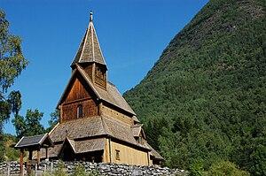 Norsk: Urnes stavkyrkje